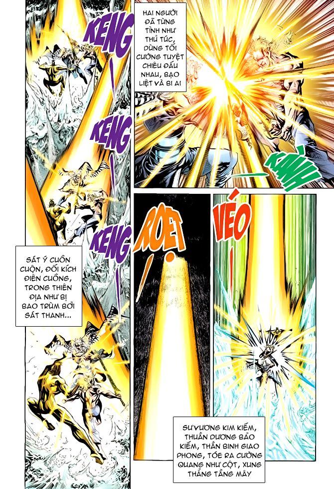 Đại Đường Uy Long chapter 63 trang 7