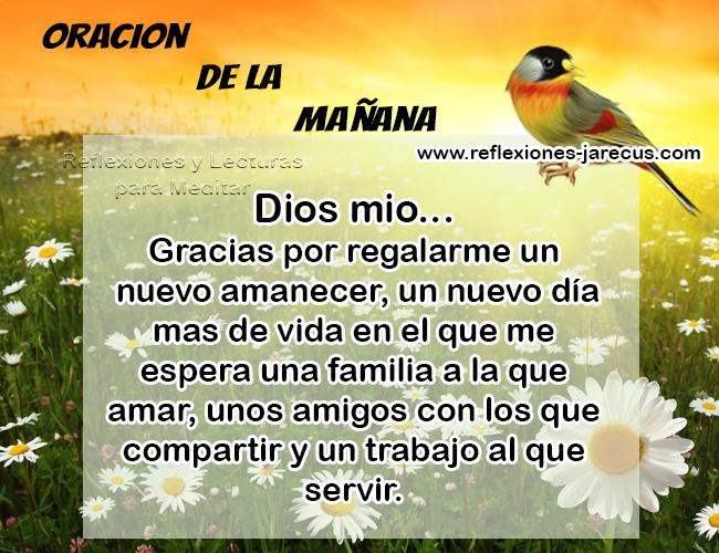 Oración de la mañana, Oracion por la familia, Oraciones,