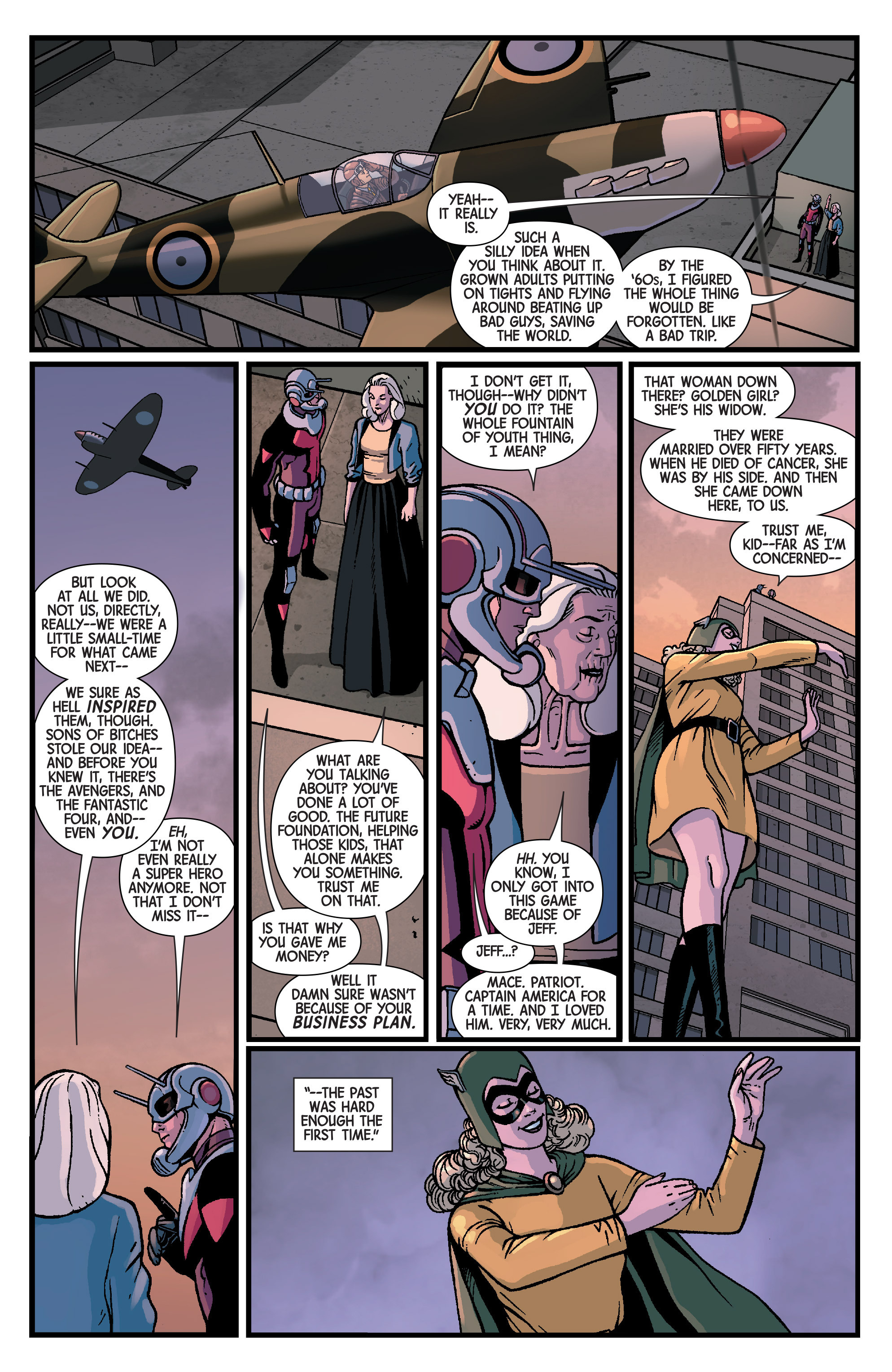 Read online Ant-Man: Last Days comic -  Issue #Ant-Man: Last Days Full - 17