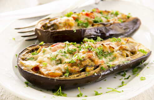 The advantages of eggplant