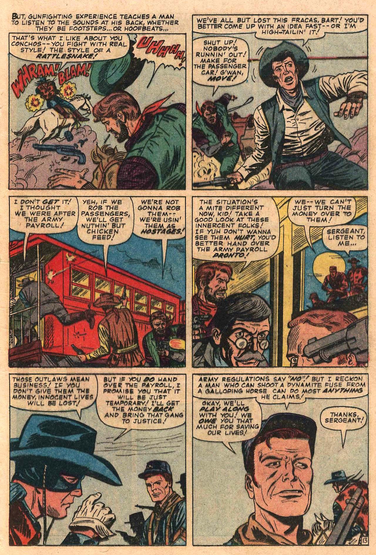 Read online Two-Gun Kid comic -  Issue #82 - 17