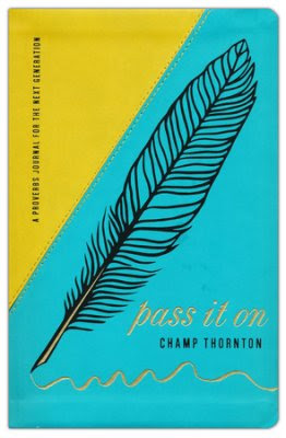 Pass It On by Champ Thornton BookReview & ReadAnExcerpt