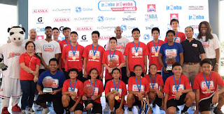 JR. NBA PHILIPPINES 2017 Presented By Alaska To Inspire Nationwide Youth Basketball Participation