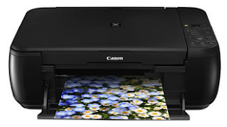 Canon MP287 Driver & Software Bahasa Indonesia