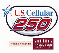 U.S. Cellular 250 presented by the Rasmussen Group #NASCAR #NXS