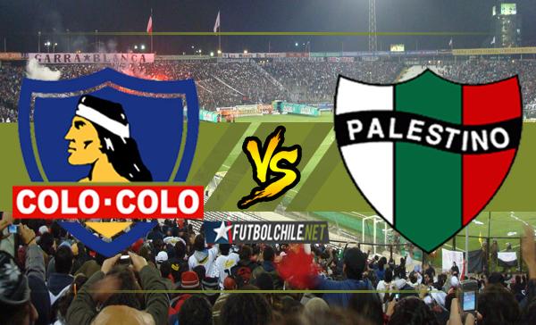Colo Colo vs Palestino