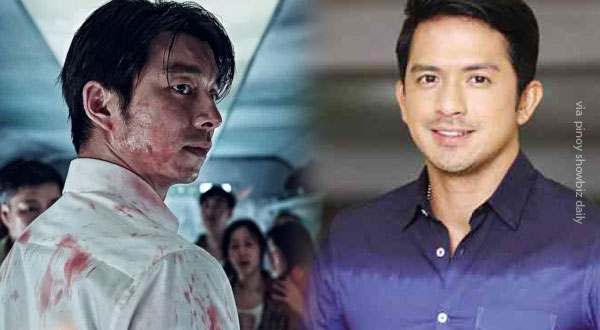 Dennis Trillo renders voice for Gong Yoo's character in Train To Busan