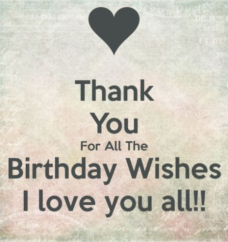 Thanking for birthday wishes reply birthday thank you quotes who thanks for birthday wishes m4hsunfo