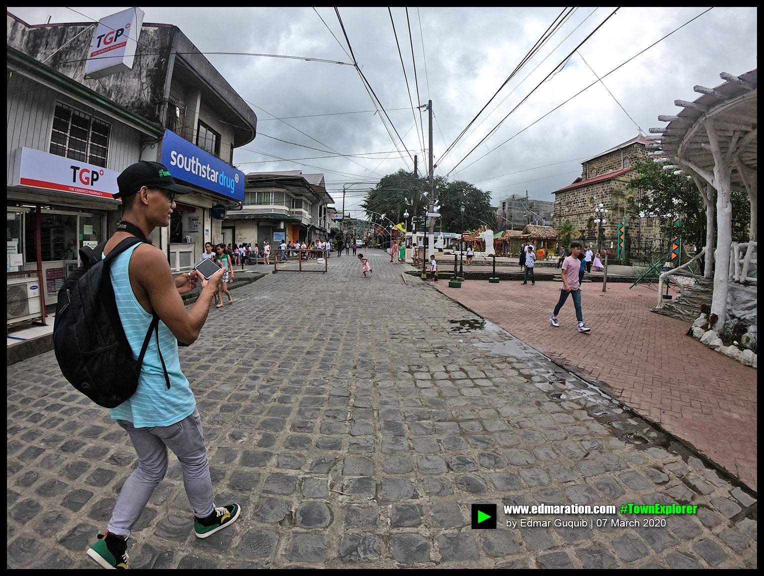 LUCBAN COBBLESTONE STREET