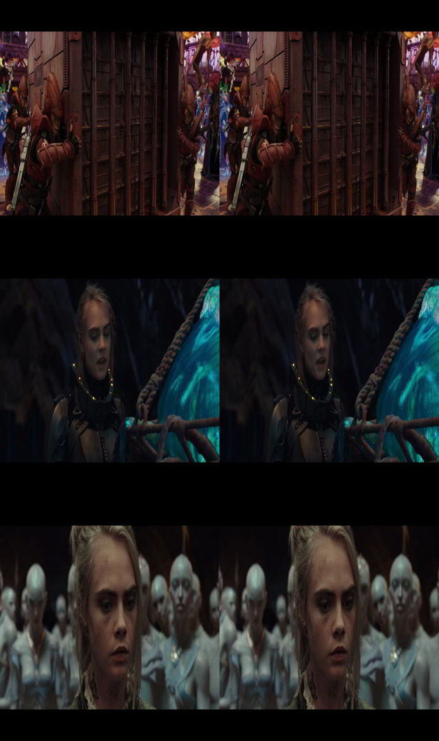 Valerian y la Ciudad de los Mil Planetas (2017) 3D SBS Latino