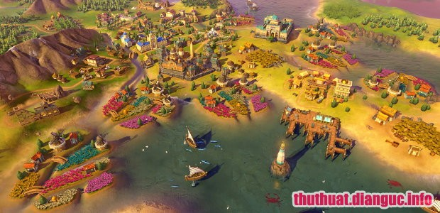 Download Game Sid Meier's Civilization® VI: Rise and Fall Việt hóa