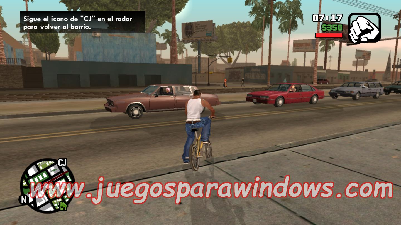 Grand Theft Auto San Andreas ESPAÑOL XBOX 360 (Region FREE) 10