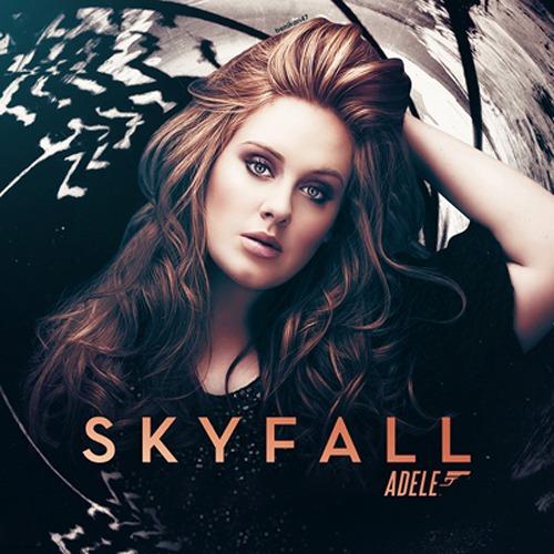 Adele publica el lyric vídeo de 'Skyfall' la BSO de 007