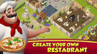 World Chef Apk v1.34.2 Mod (Instant Cooking)