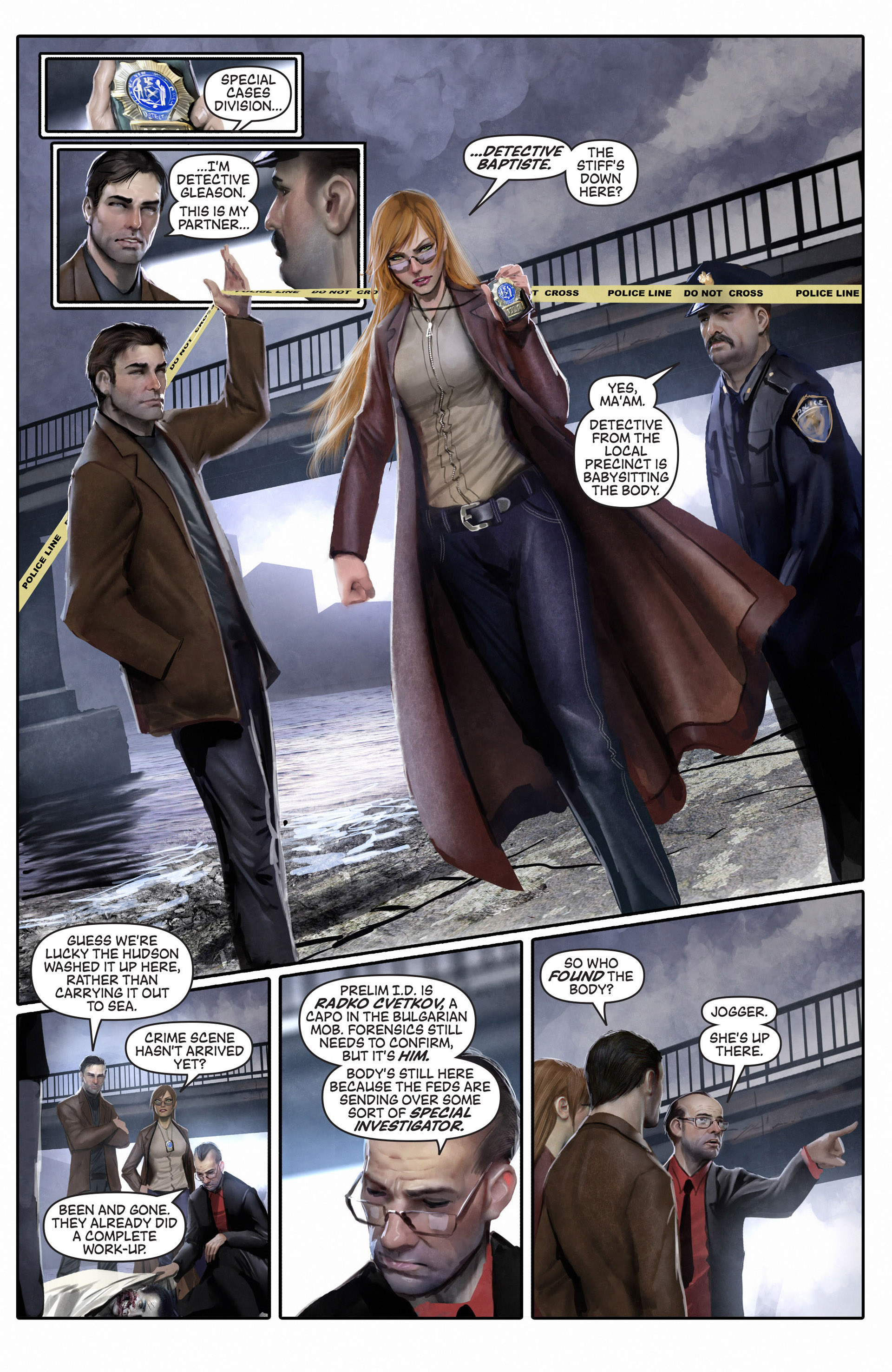 Read online Artifacts comic -  Issue #14 - 10