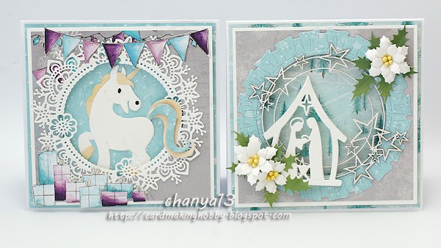 Kartki z okienkiem