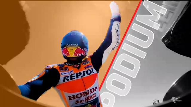 Hasil GP Spanyol dan Klasemen Akhir MotoGP 2017