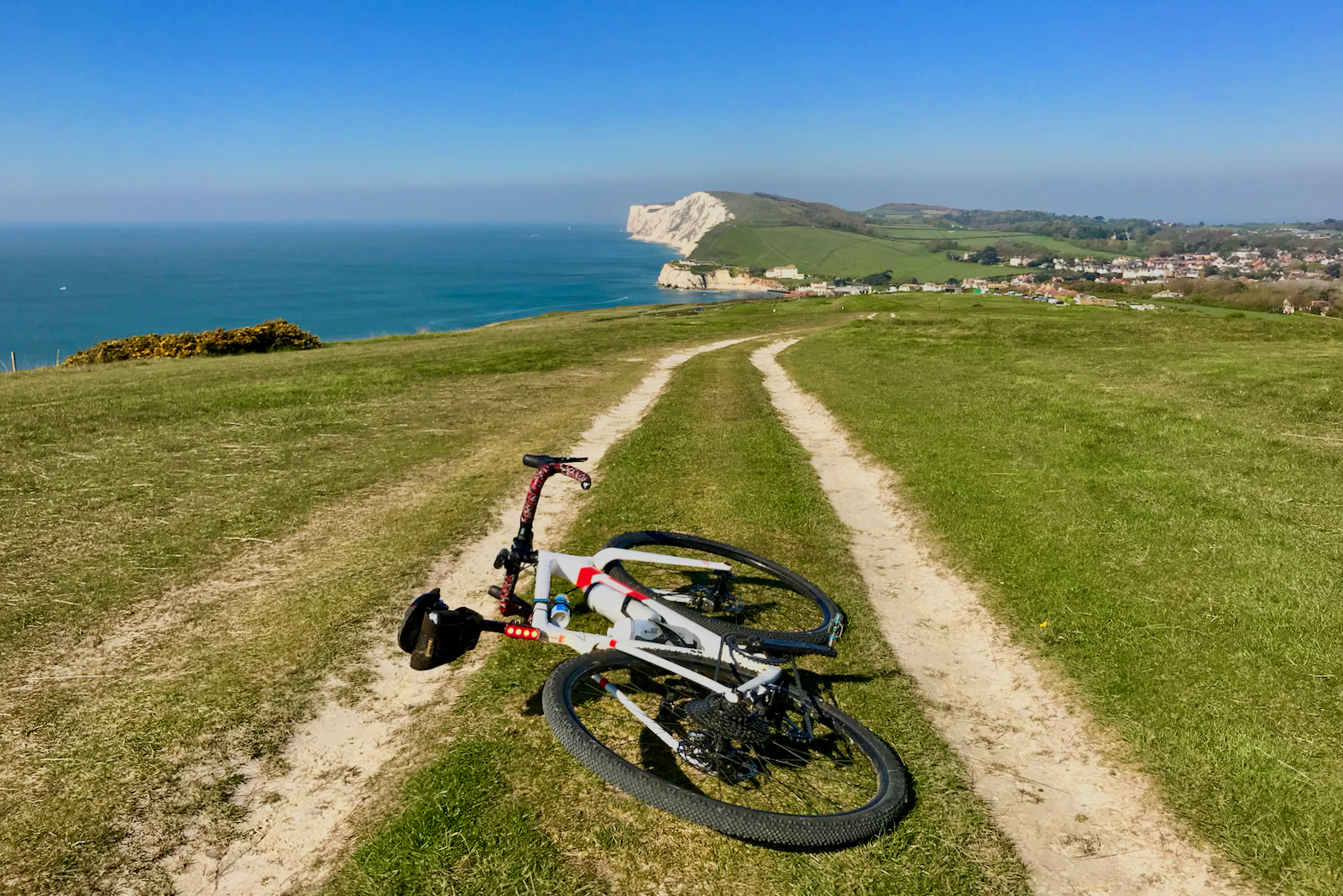 Tim Wiggins Isle of Wight Cycling Routes