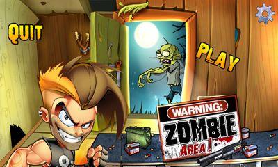 Zombie Area! Mod Apk Download