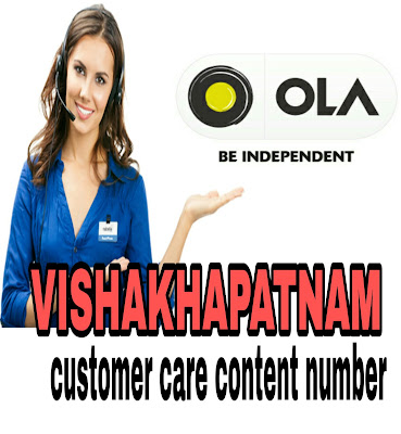 ola customer care number Visakhpatnam