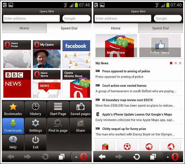 Opera Mini Free Download On Pc