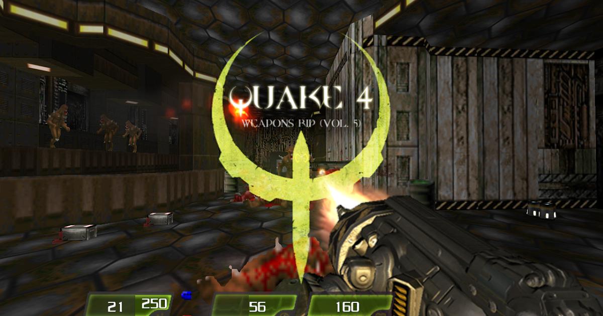 تحميل لعبة quake