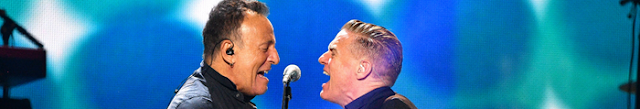 "Video: Bryan Adams & Bruce Springsteen - ""Cut's A Knife & ""Badlands"" (En Vivo)"