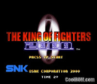 The king of figthers 2000