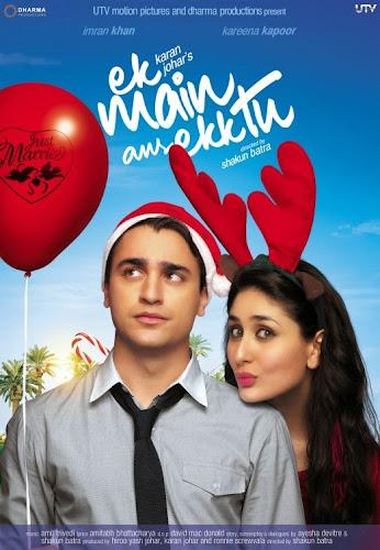 Ek Main Aur Ekk Tu (2012) Movie Poster