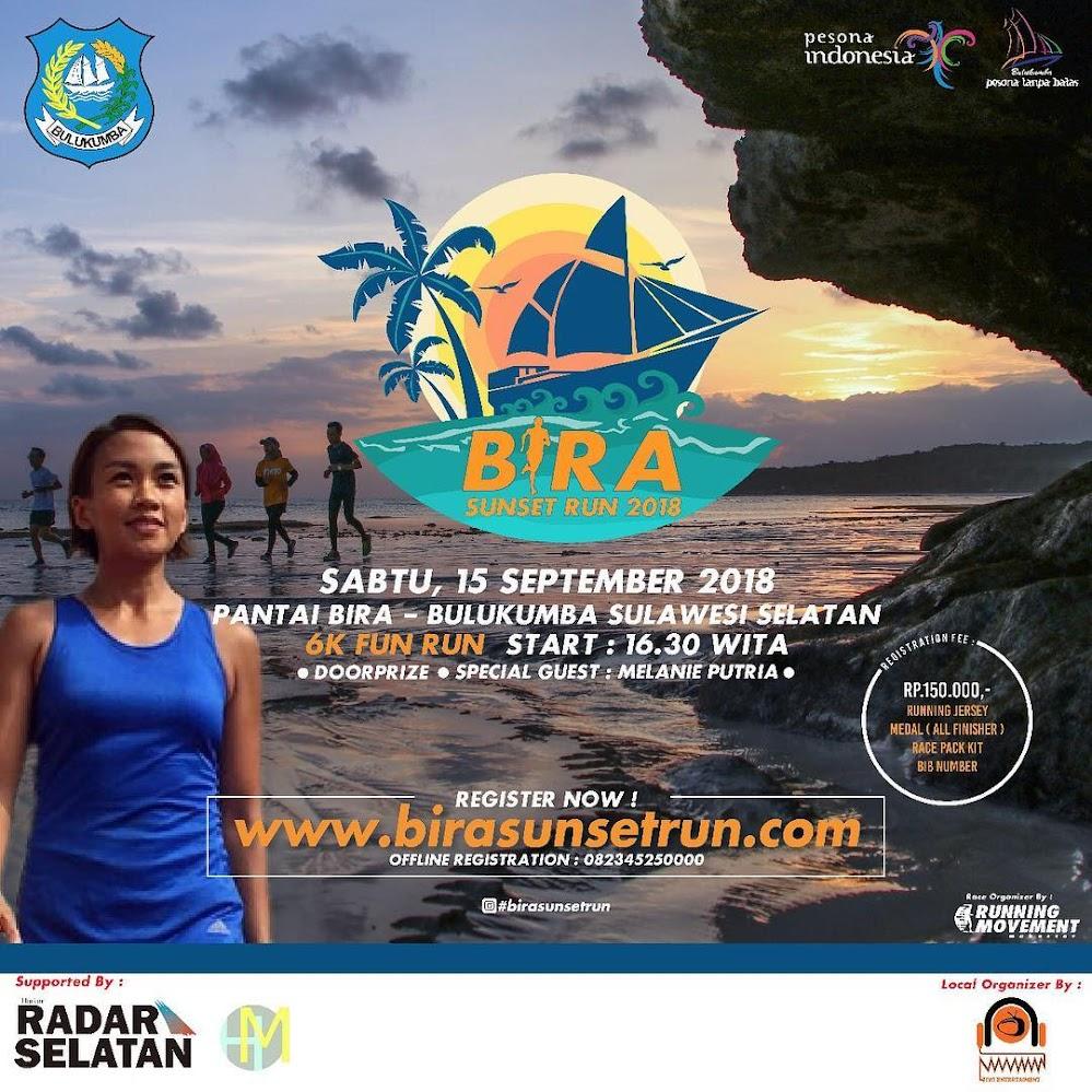Bira Sunset Run • 2018