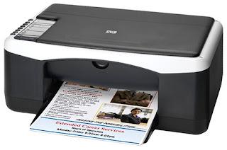 HP Deskjet F2180 Driver Imprimante Gratuit Télécharger Pilote