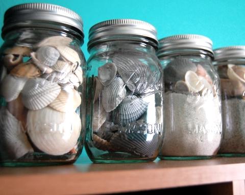 shell jars