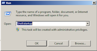 How to make a Program run on Startup in Windows