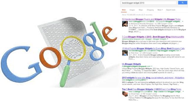 ارشفه موضيع مدونتك فى اقل من 10 ثوانى لدى جوجل