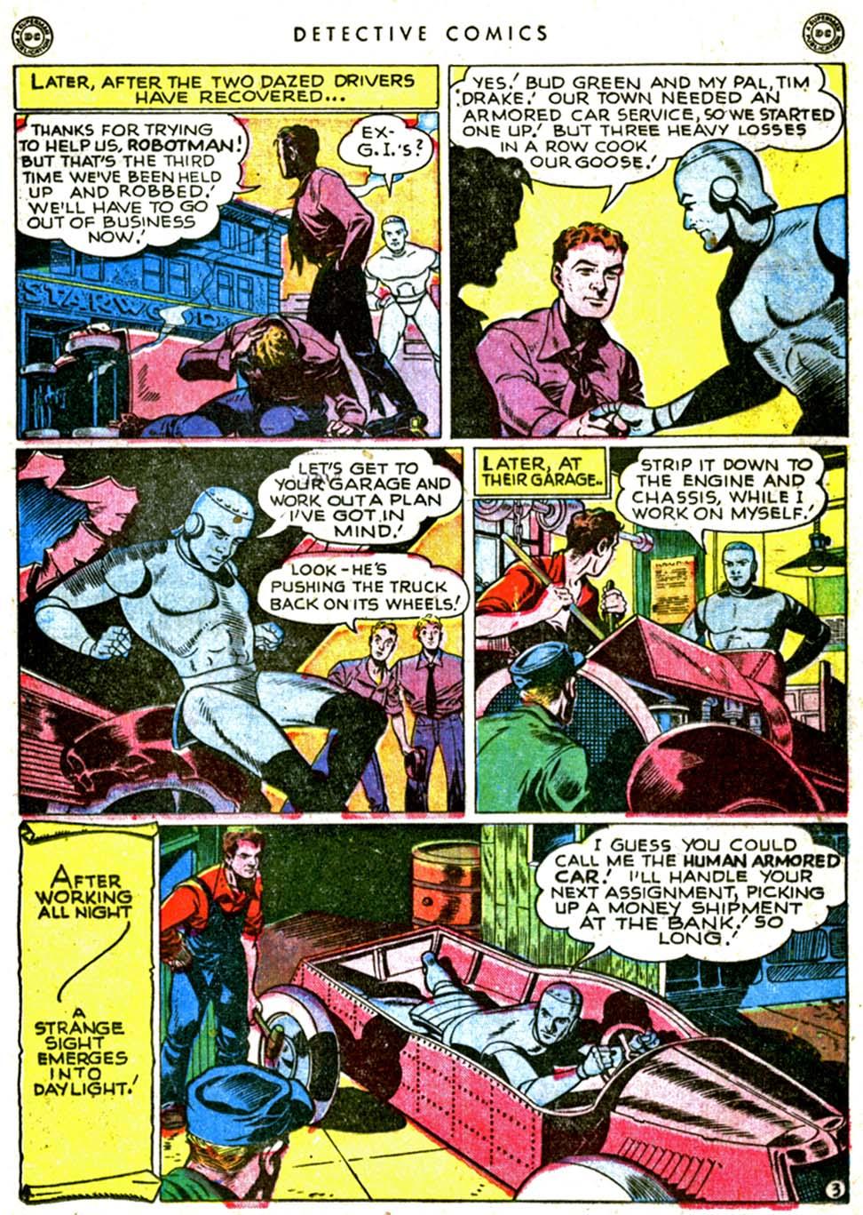 Read online Detective Comics (1937) comic -  Issue #144 - 19