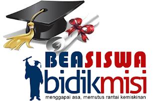 Informasi biaya pendidikan BIDIKMISI terbaru 2018