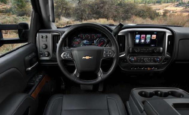 2017 Chevrolet Silverado 2500HD Review