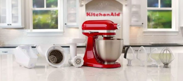Kitchen Aid Tv Offer