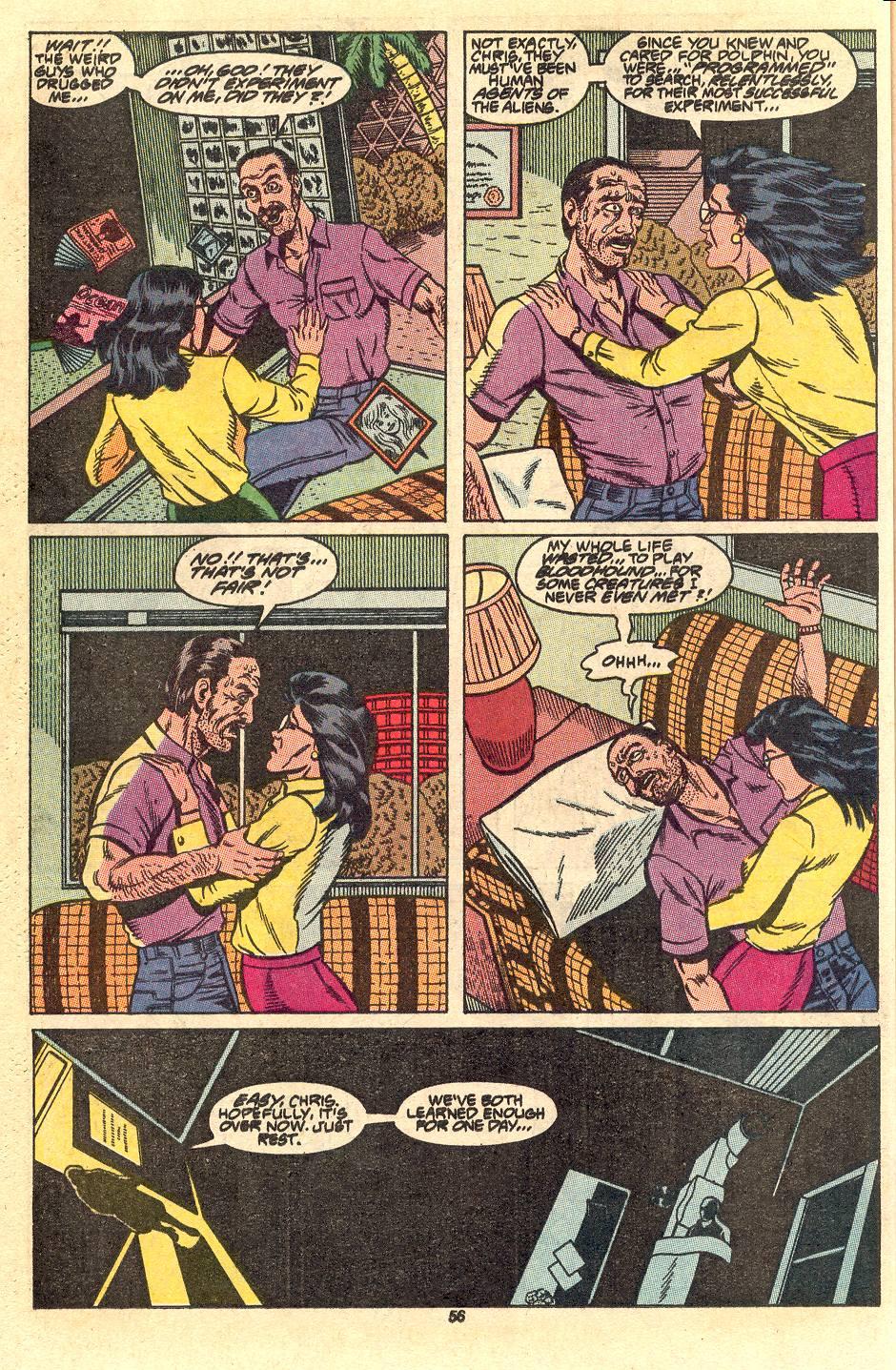 Read online Secret Origins (1986) comic -  Issue #50 - 59