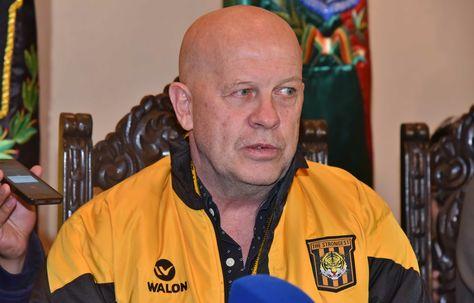Oficial: The Strongest, rescinde el técnico Carlos Ischia