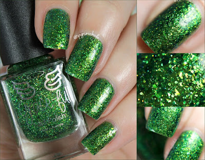 Grace-Full Nail Polish Lazy Afternoon | Rainbow Sparklers Collection