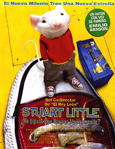 Ver Stuart Little, un ratón en la familia (1999) Online