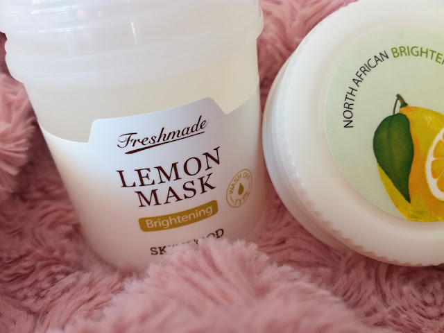 Masque Freshmade Skinfood Lemon Mask sephora