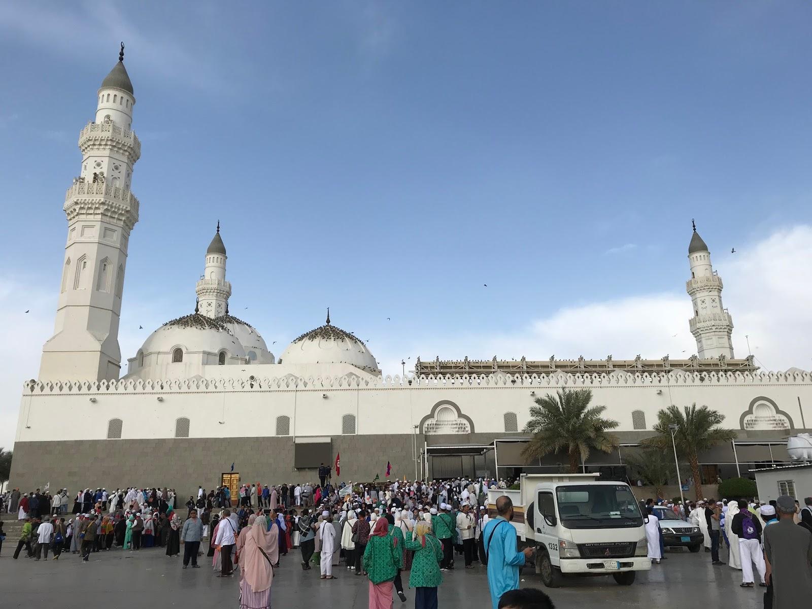 masjid quba'