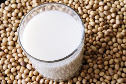 น้ำเต้าหู้ (Soybean Milk) @ อาหารมื้อดึก