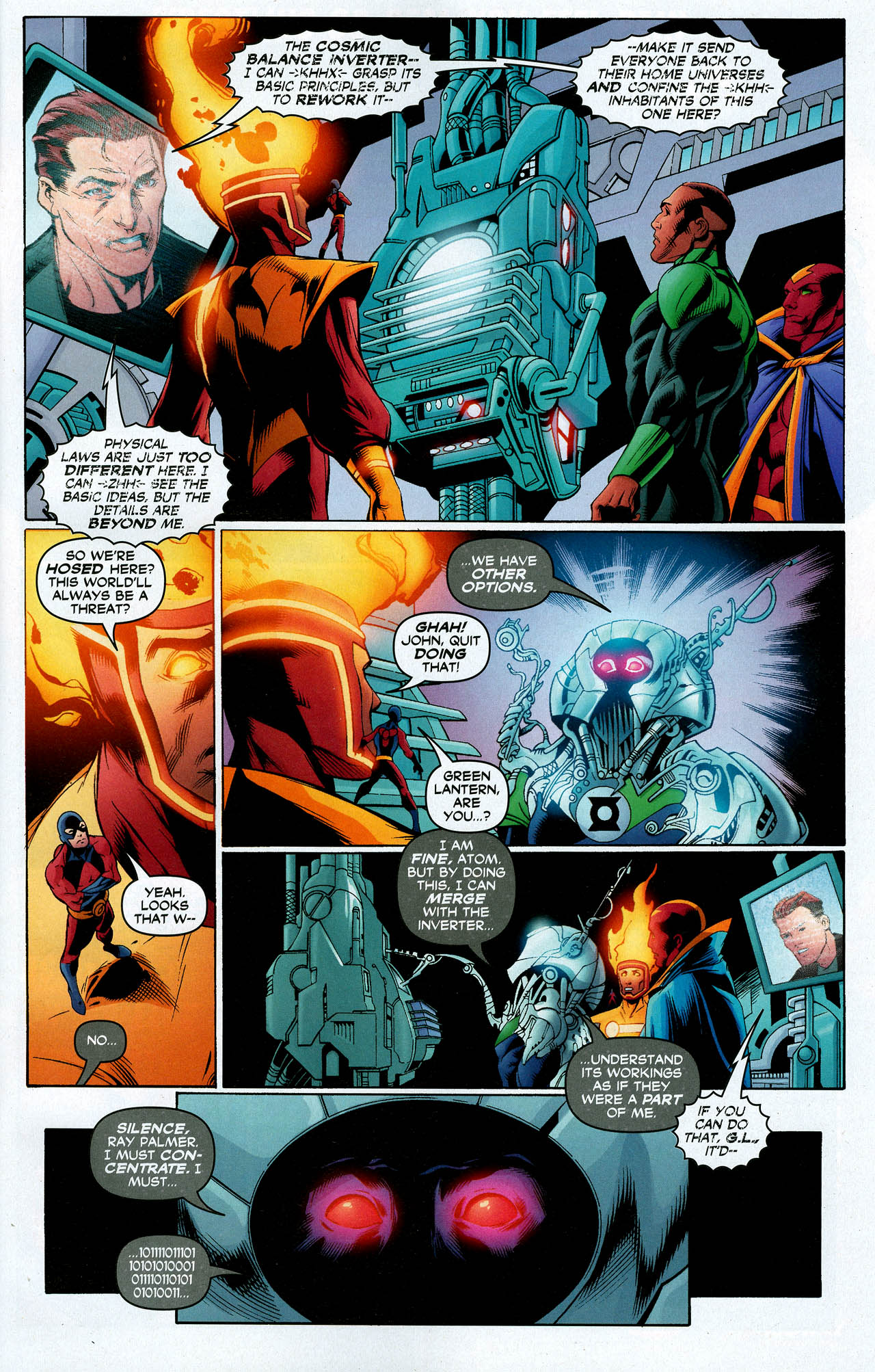 Read online Trinity (2008) comic -  Issue #14 - 6