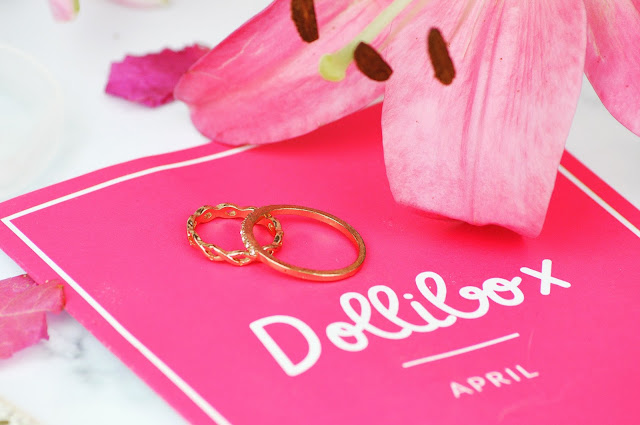 Lovelaughslipstick Blog Dollibox April 2017 Edition Review