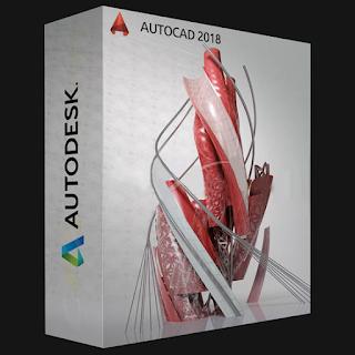 Autodesk AutoCAD 2018.1.1 para 32/64 Bits(Español)(Suite de Diseño 2D y 3D)