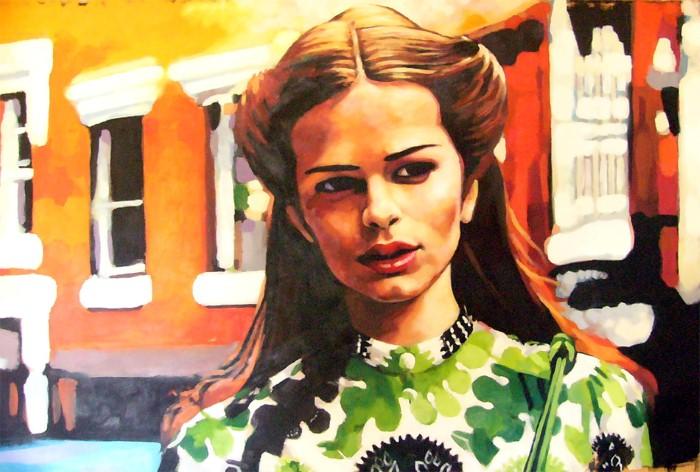 Современный художник. Thomas Saliot 21