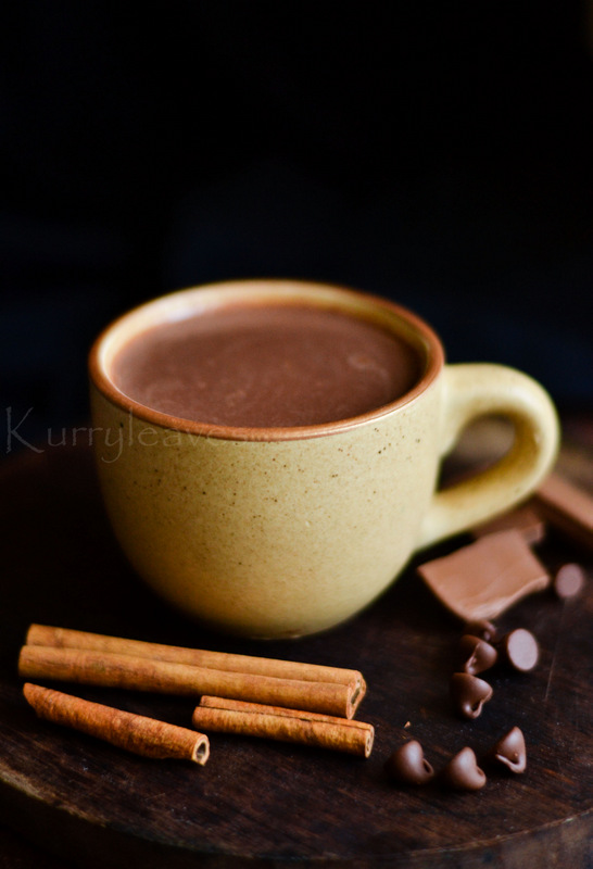 Belgian Hot Chocolate | kurryleaves